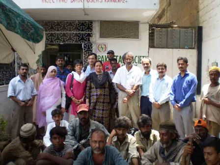 Karachi HIV Support for Drug Users - an NGO